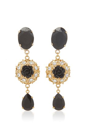 Orecchini Drop Earrings by Dolce & Gabbana | Moda Operandi