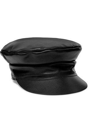 Lack of Color | Biker leather cap | NET-A-PORTER.COM