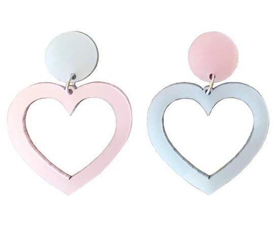 Heart Earrings - Small – yippywhippy