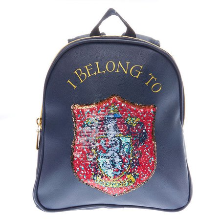 Harry Potter™ Reversible Sequin Mini Backpack | Claire's