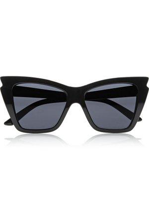 Le Specs | Rapture cat-eye acetate sunglasses | NET-A-PORTER.COM