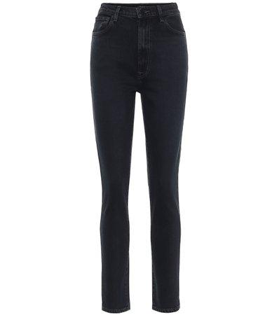 J Brand - 1212 Runway high-rise skinny jeans | Mytheresa
