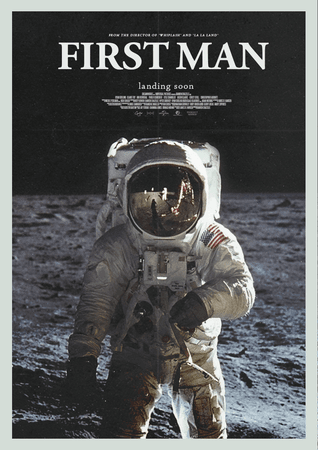 first man 2018 movie posters - Google Search