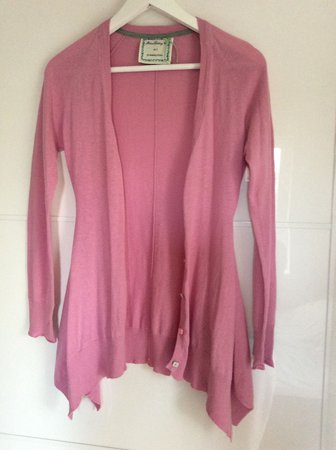 Mistral Clothing co pink cardigan