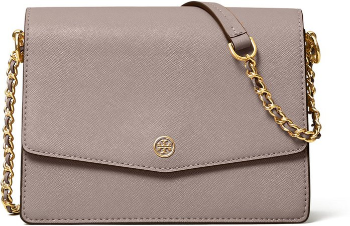 Robinson Convertible Leather Shoulder Bag