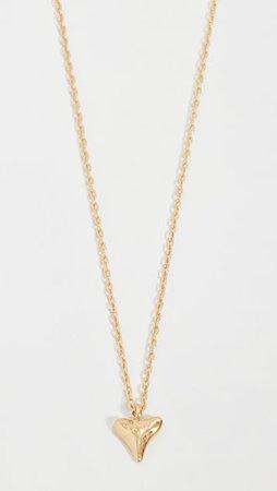 Madewell Shark Tooth Necklace | SHOPBOP
