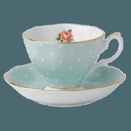 Mint Teacup png