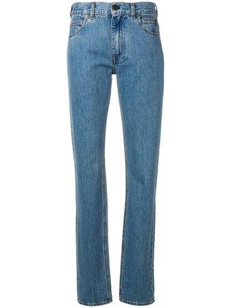 Calvin Klein 205W39nyc Calça Jeans Slim - Farfetch