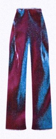 AREA Satin Pants