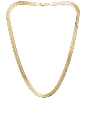 "EIGHT by GJENMI JEWELRY Cleo 20"" Layering Necklace in Gold 