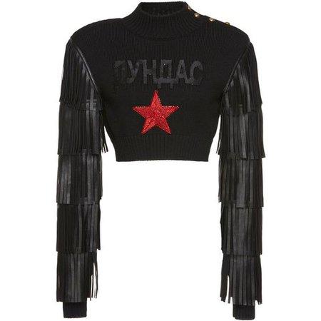 Knit Crop Top | Moda Operandi ($1,840)