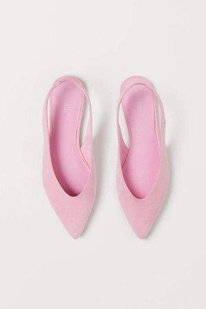 Slingbacks - Pink