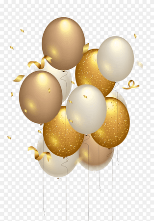 happy-birthday-celebration-gold--balloon-png.png (600×860)