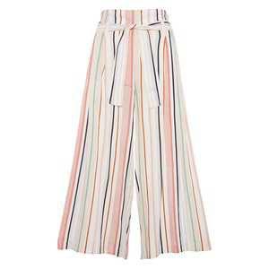 Colorful Stripe Pants