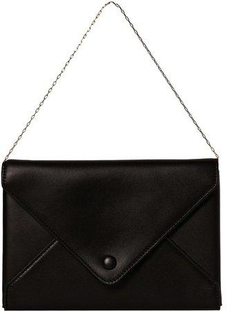 Leather Envelope Bag