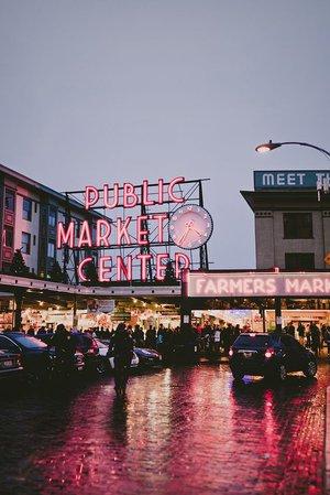 Seattle Washington photography