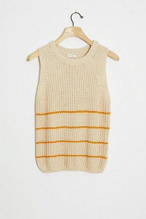 Talyse Knit Tank | Anthropologie