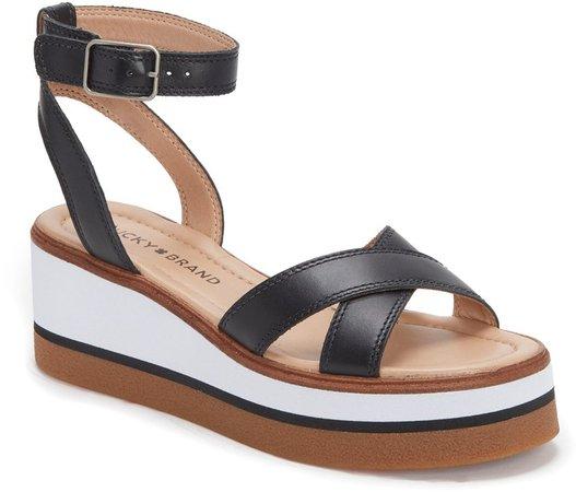 Tarhi Wedge Sandal