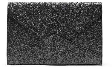 Glitter Expandable Envelope Clutch