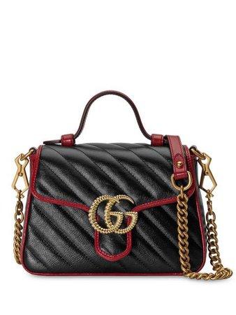 Gucci Borsa a Spalla GG Marmont - Farfetch