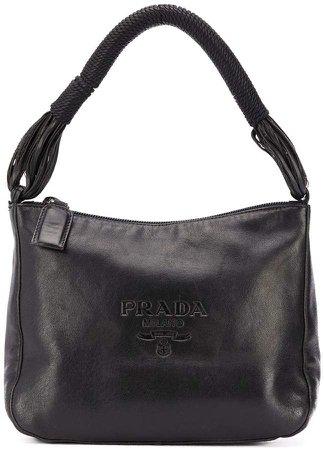 Pre Owned 19990s mini logo shoulder bag