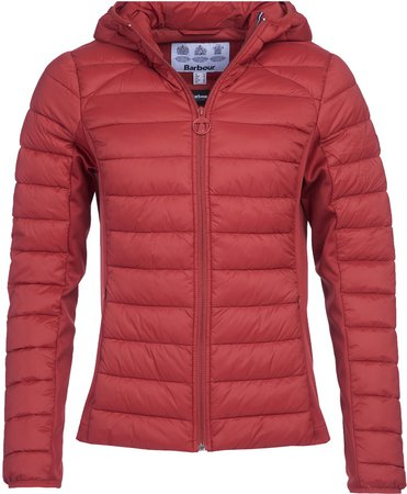 Murrelet Quilted Puffer Jacket