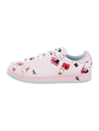 Billionaire Boys Club Lipstick Print Ice Cream Sneakers w/ Tags - Shoes - WBILL20097 | The RealReal