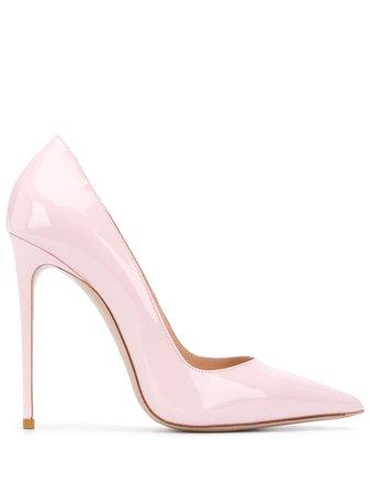 Shop pink Le Silla Eva pumps with Afterpay - Farfetch Australia