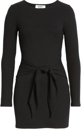 Kirsten Long Sleeve Minidress