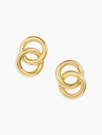 Double Link Earrings | Talbots