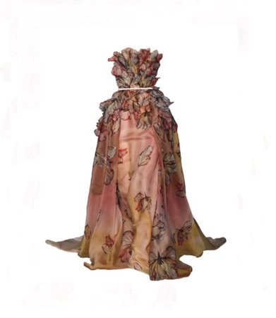 """The Little Witch — Classic Couture ~ The Autumn Queen """"She seemed a..."""