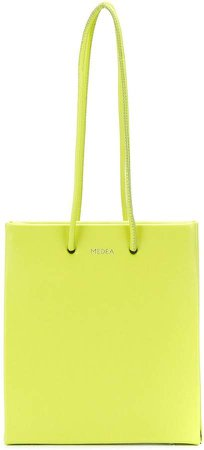 Medea shopping-style crossbody bag