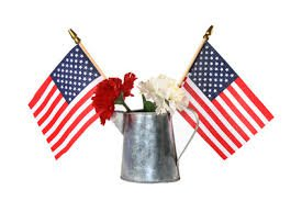 american flag memorial day party - Google Search