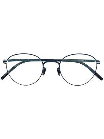 Mykita Classic Round Glasses