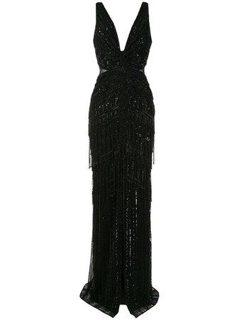 Zuhair Murad Sleeveless Maxi Dress - Farfetch