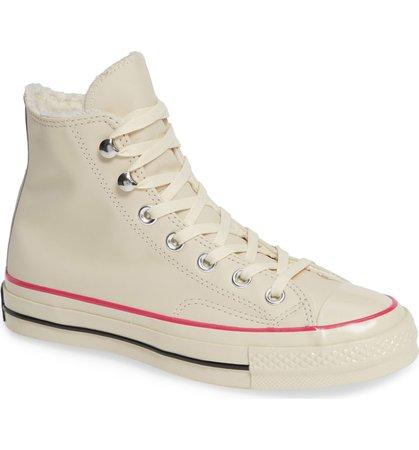 Converse Chuck Taylor® All Star® CT 70 Street Warmer High Top Sneaker (Women) | Nordstrom