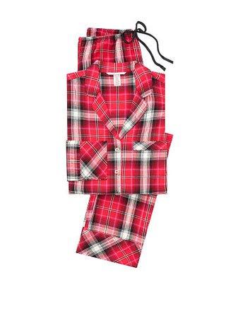 The Flannel PJ - Victoria's Secret - vs