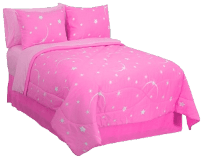 Hot Pink Bed png