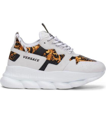 Versace Chain Reaction Sneaker (Women) | Nordstrom