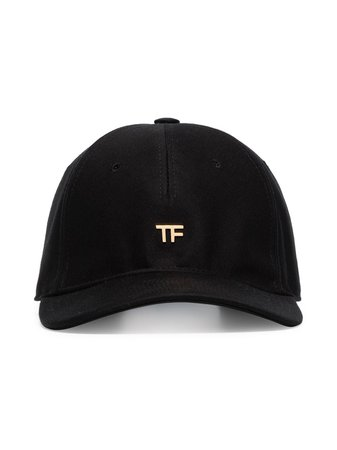 Tom Ford logo-embellished Baseball Cap - Farfetch