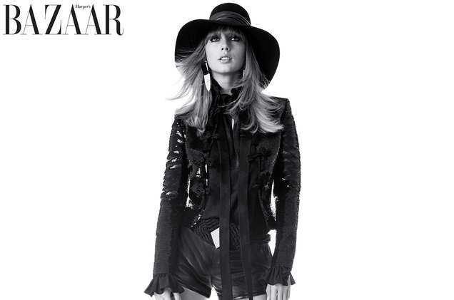 Taylor Swift Harper Bazaar