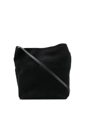 Black Ann Demeulemeester Button-Up Tote Bag | Farfetch.com
