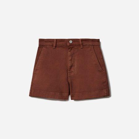 Women's Cotton Twill Short | Everlane