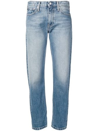 Calvin Klein Jeans CKJ 061 mid-rise Boy jeans $127 - Buy Online - Mobile Friendly, Fast Delivery, Price