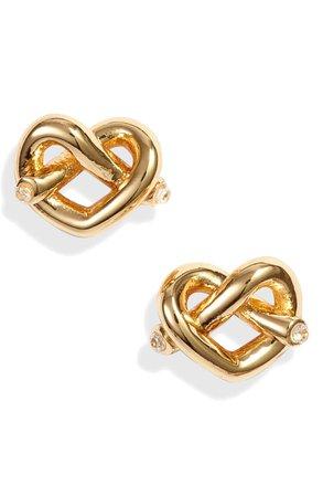 kate spade new york loves me knot stud earrings | Nordstrom