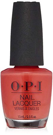 OPI Nail Lacquer, Mod-ern Girl