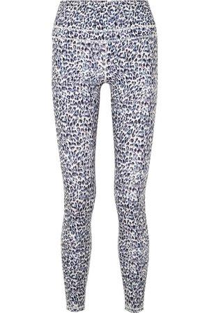 Varley | Biona Leggings aus Stretch-Material mit Leopardenprint | NET-A-PORTER.COM