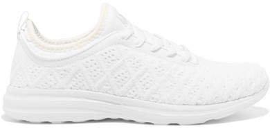Techloom Phantom 3d Mesh Sneakers - White
