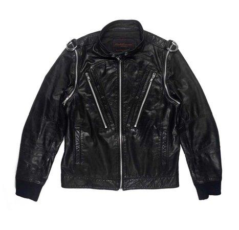 jacket gilet interchange