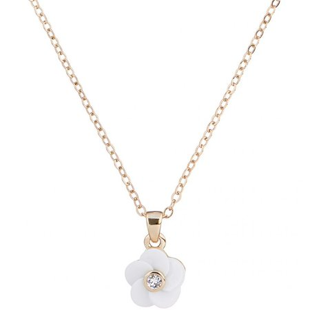TED BAKER JEWELLERY Carmina Candy Flower Pendant